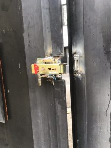 نصب قفل برقی در ایرانمهر