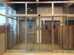 تعمیر، نصب و نگهداری درب های اتوماتیک در آذربایجان غربی